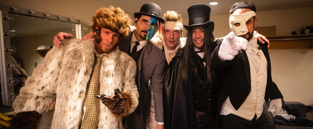 "Backstreet Boys' ""Everybody"" Halloween Costumes 2018"