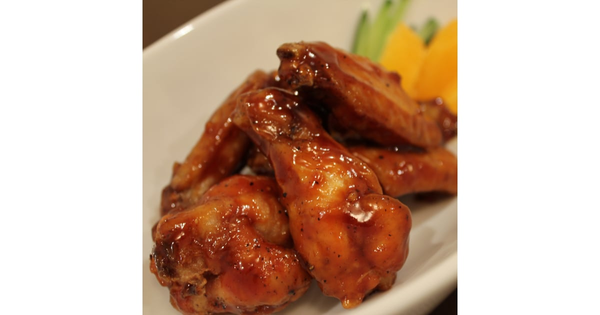 The Wide World Of Wings Honey Barbecue