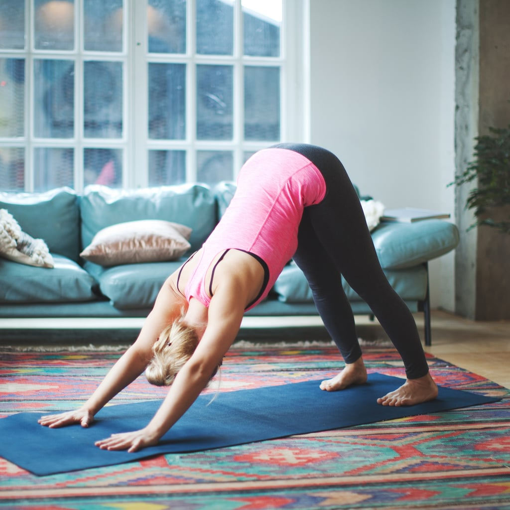 Simple Yoga Sequence For Sensitive Knees