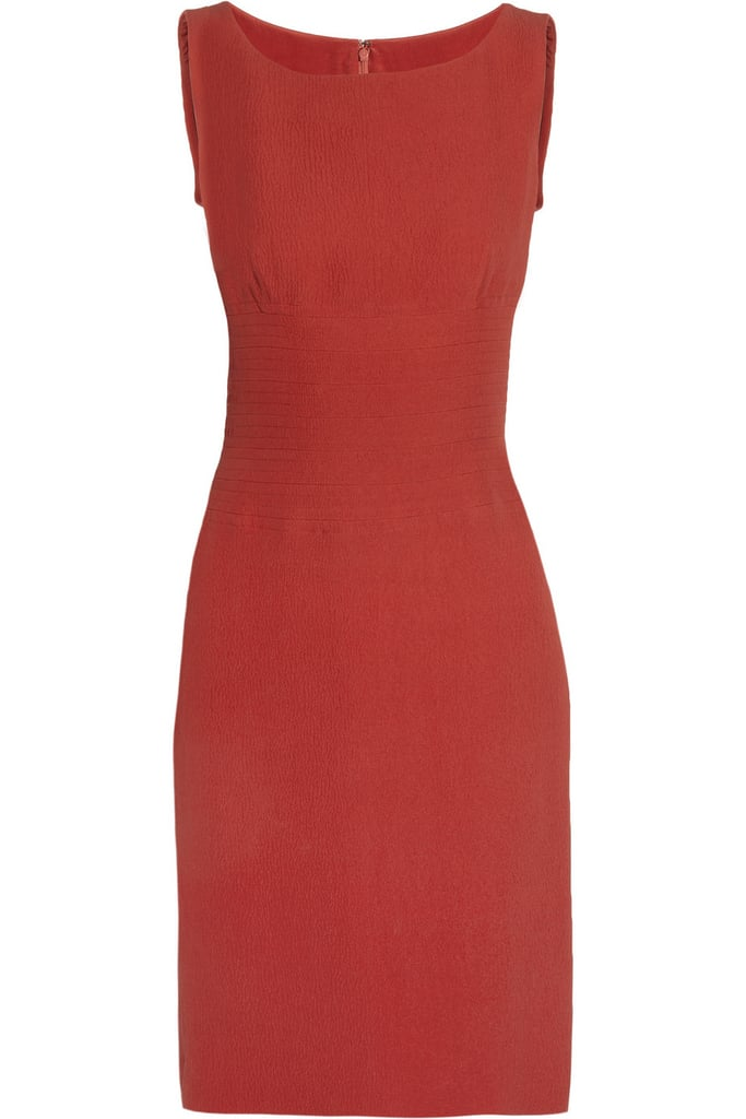Oscar de la Renta for The Outnet silk-blend crepe dress ($895)