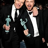 And They Received More Matching Awards at the 20th Annual SAG Awards