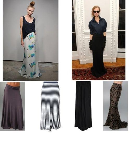 Jenni Kayne Does A Maxi Skirt Justice