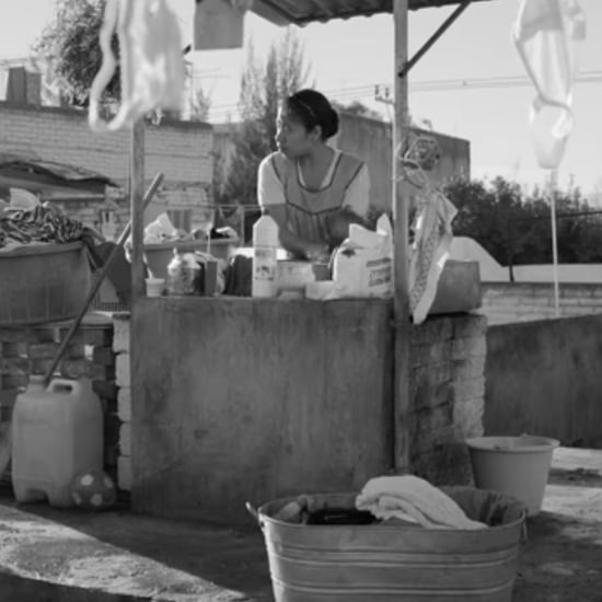 Roma Movie Trailer