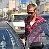Photos of Ryan Gossling in LA
