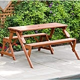 Leisure Season Convertible Picnic Table