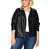 Levi's Women's Classic Faux Leather Motorcycle Jacket