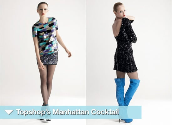 Topshop's Manhattan Cocktail Inspired Collection
