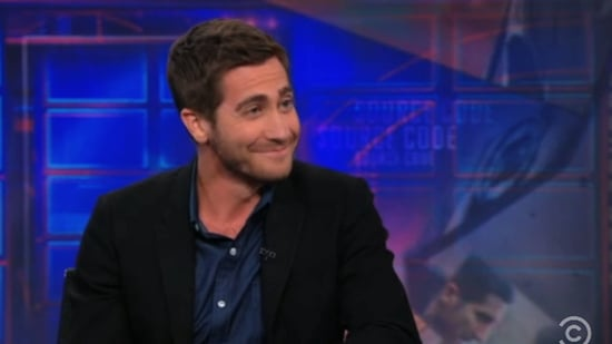 Video of Jake Gyllenhaal on The Daily Show and Carrie Ann Inaba's Surprise Engagement