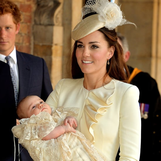 Kate Middleton and Prince George Vacation in Mustique