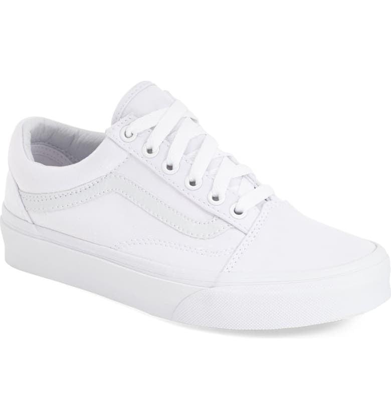 Vans Old Skool Sneaker   9 Cute and