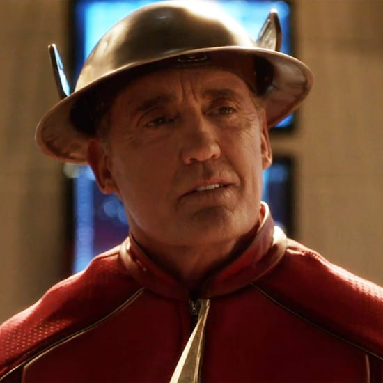 John Wesley Shipp as The Flash 2016