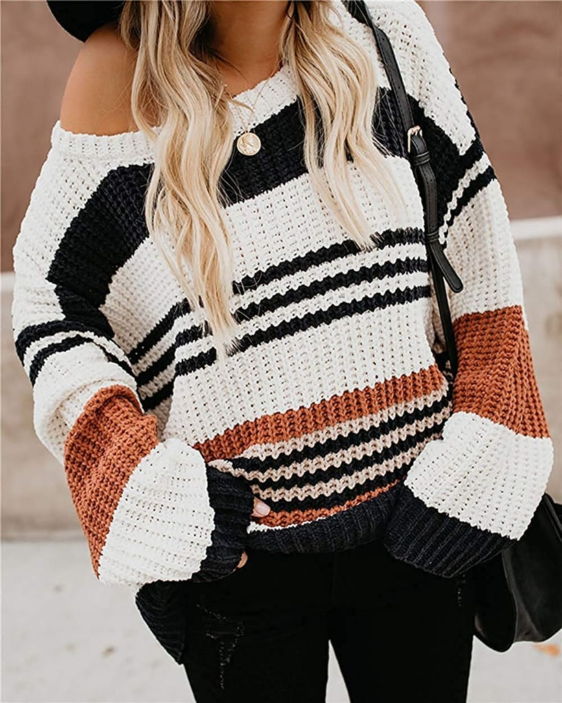 A Fall Staple Sweater