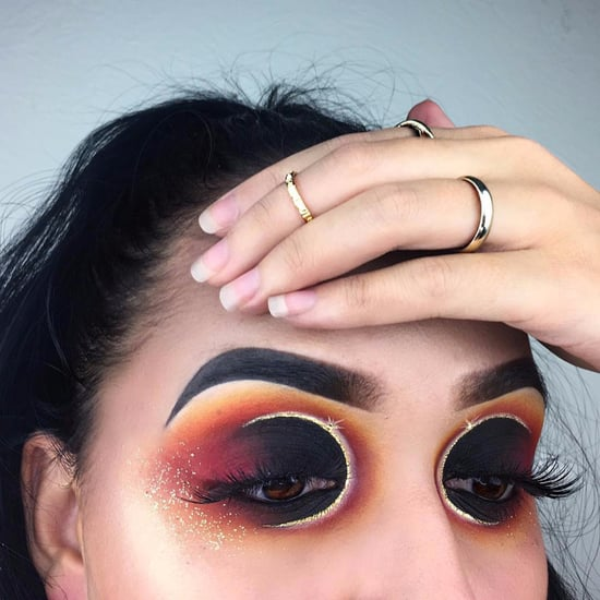 Solar Eclipse Makeup