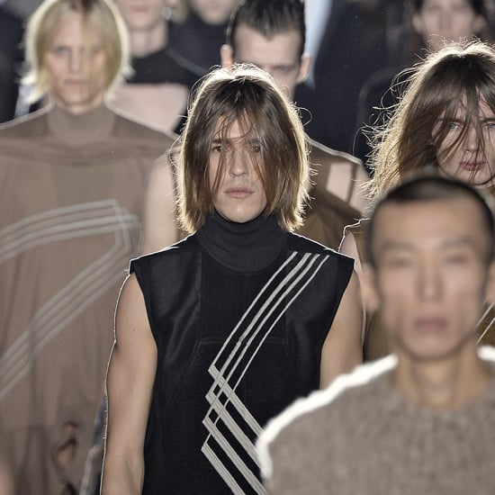 Rick Owens's Paris Fashion Week Peep Show Was Definitely NSFW