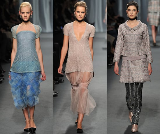Photos of Chanel Spring 2011 Couture Show in Paris