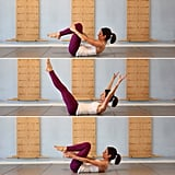 2-Minute Pilates Ab Workout