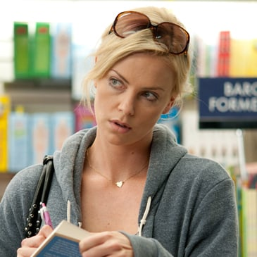 Young Adult Pictures of Charlize Theron