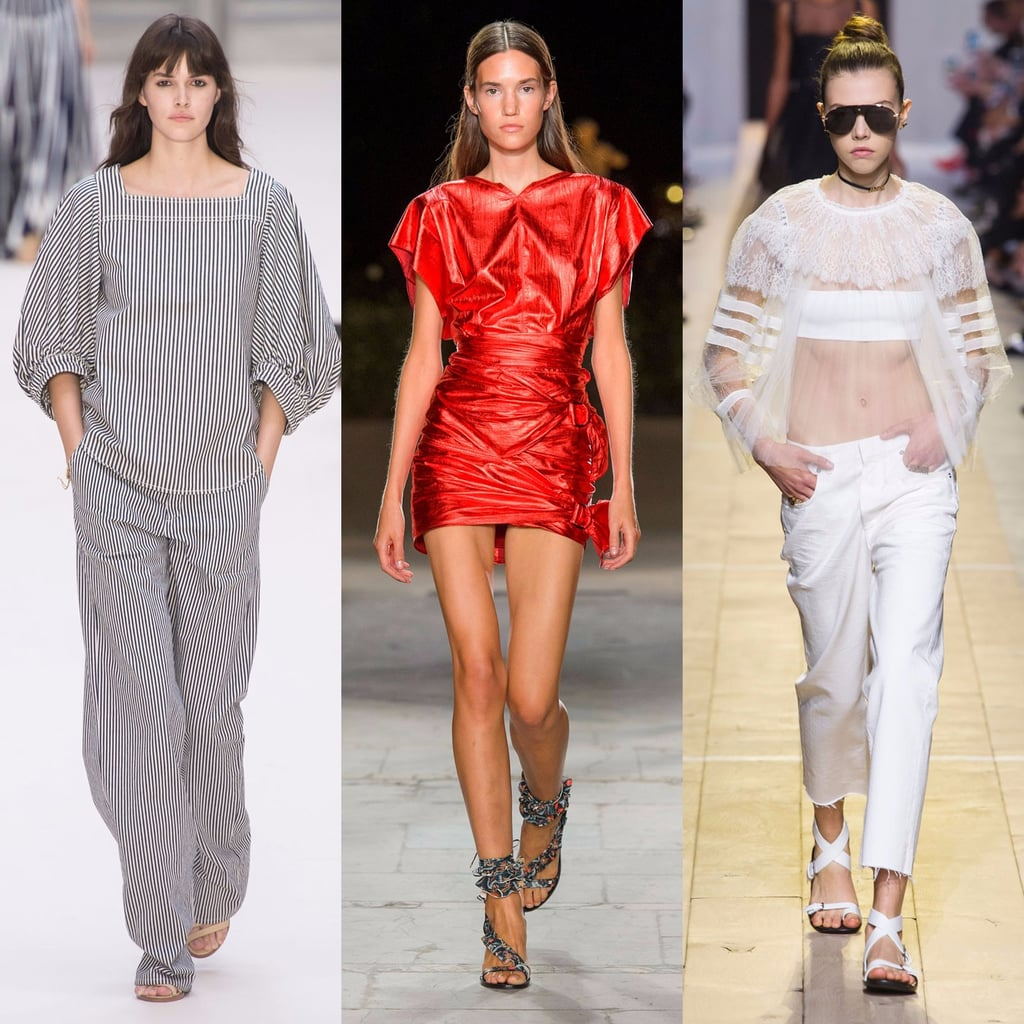 8 Trends You'll Be Wearing This Spring