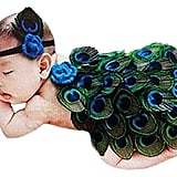 Newborn Peacock Costume
