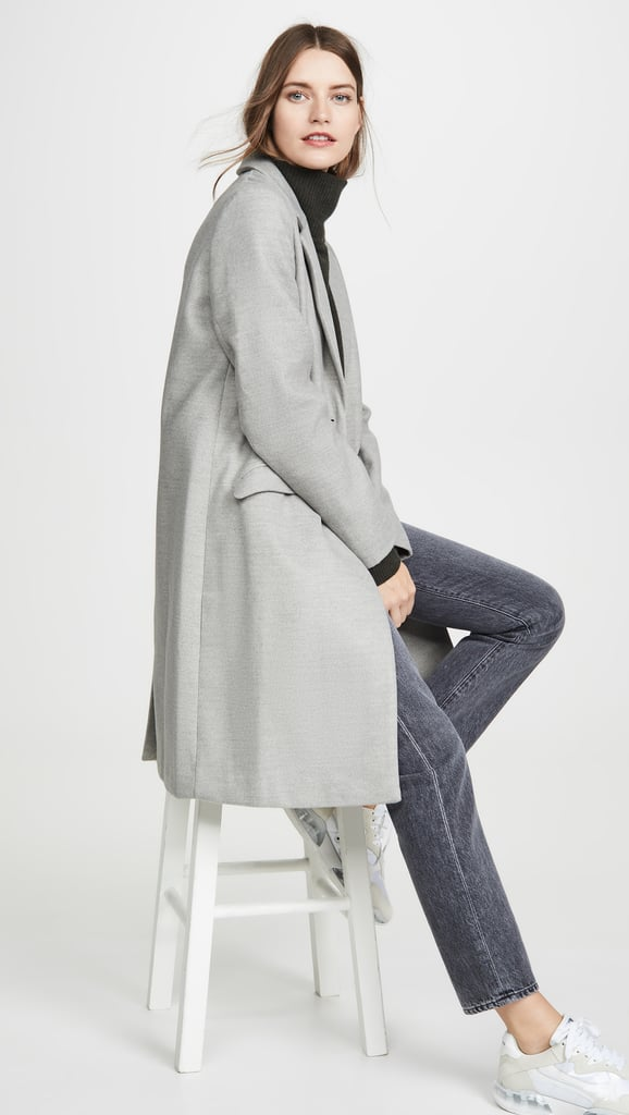 The Fifth Label Interpretation Coat