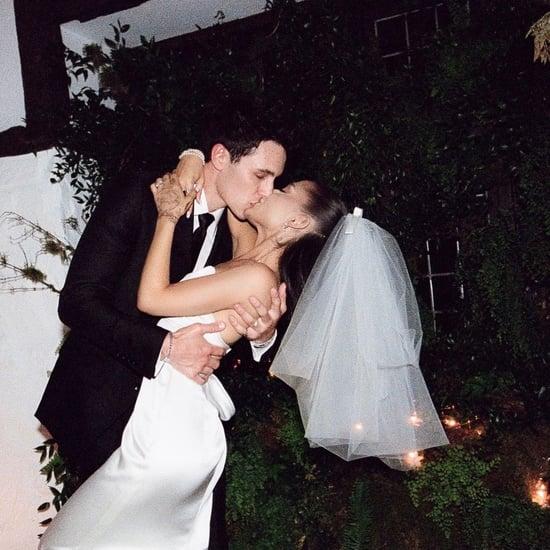 Ariana Grande and Dalton Gomez Wedding Pictures