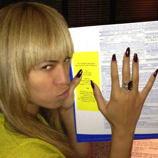 Celebrities Voting in 2012 US Election Pictures