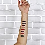 All eight Classic Horror Collection shades, swatched!