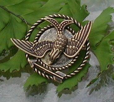 Mockingjay Inspired Pin, $15