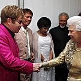 Elton John, 2012