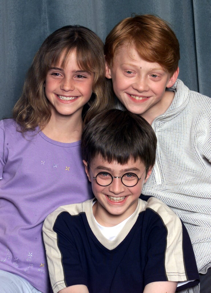 Harry Potter and the Sorcerer's Stone Press Conference (2000)