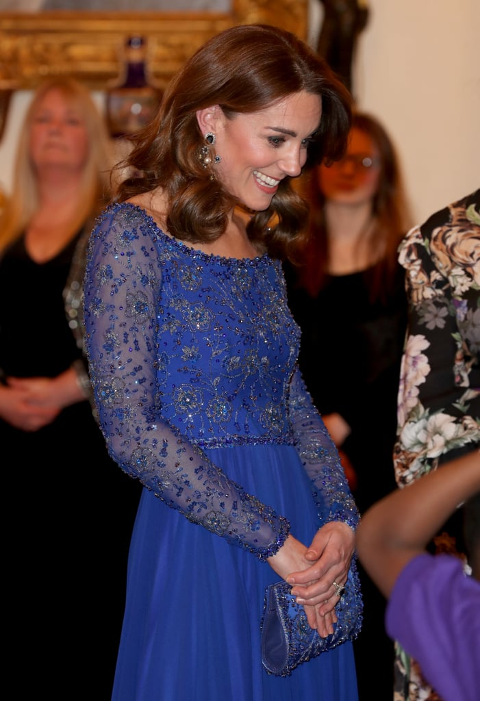 Kate Middleton Rewore a Jenny Packham Gown to Place2Be Gala