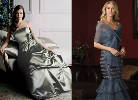 Mother of the Bride: Gowns to Make Mom a MILF