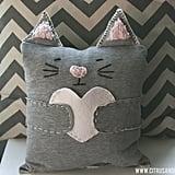 Plush Cat Decor