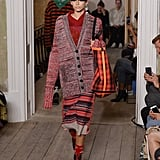 Kaia Hopped Over the Pond For London Fashion Week, Where She Walked Burberry