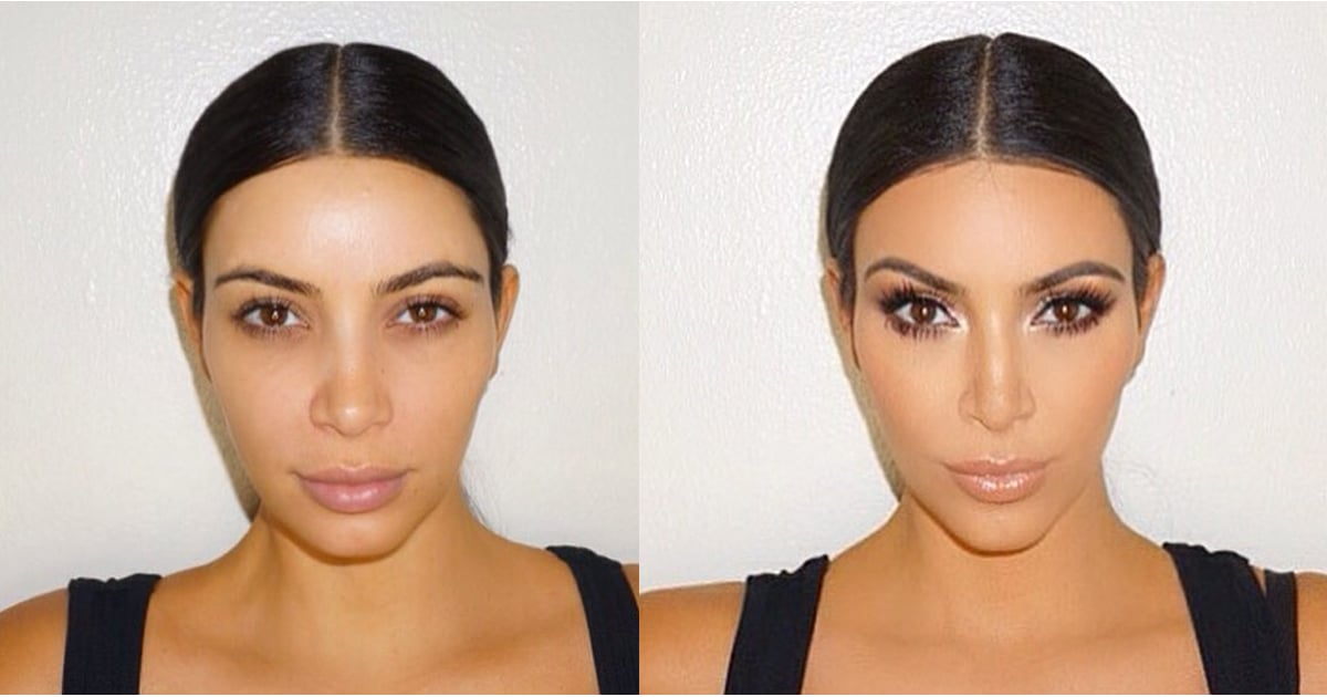Best kim kardashian look alike
