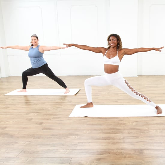 30-Minute Yoga Flow and Meditation With Koya Webb