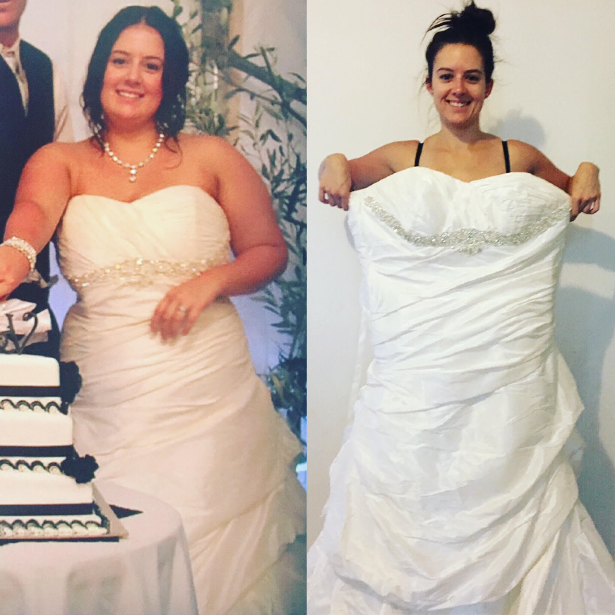 Wedding Weight Lose.110 Pound Weight Loss Popsugar Fitness