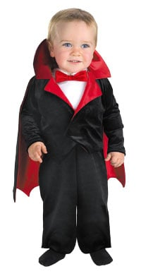 Vampire Costumes for Babies