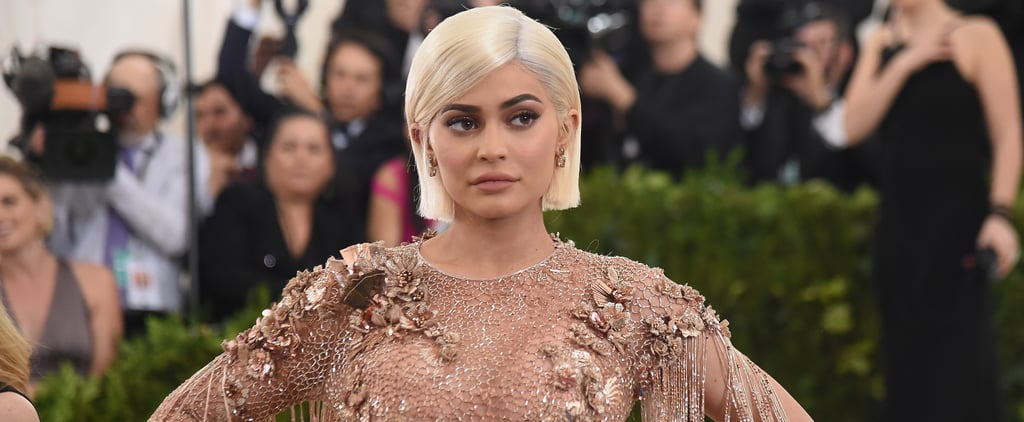No, Kylie's New Palette Doesn't Have Clues About Her Pregnancy