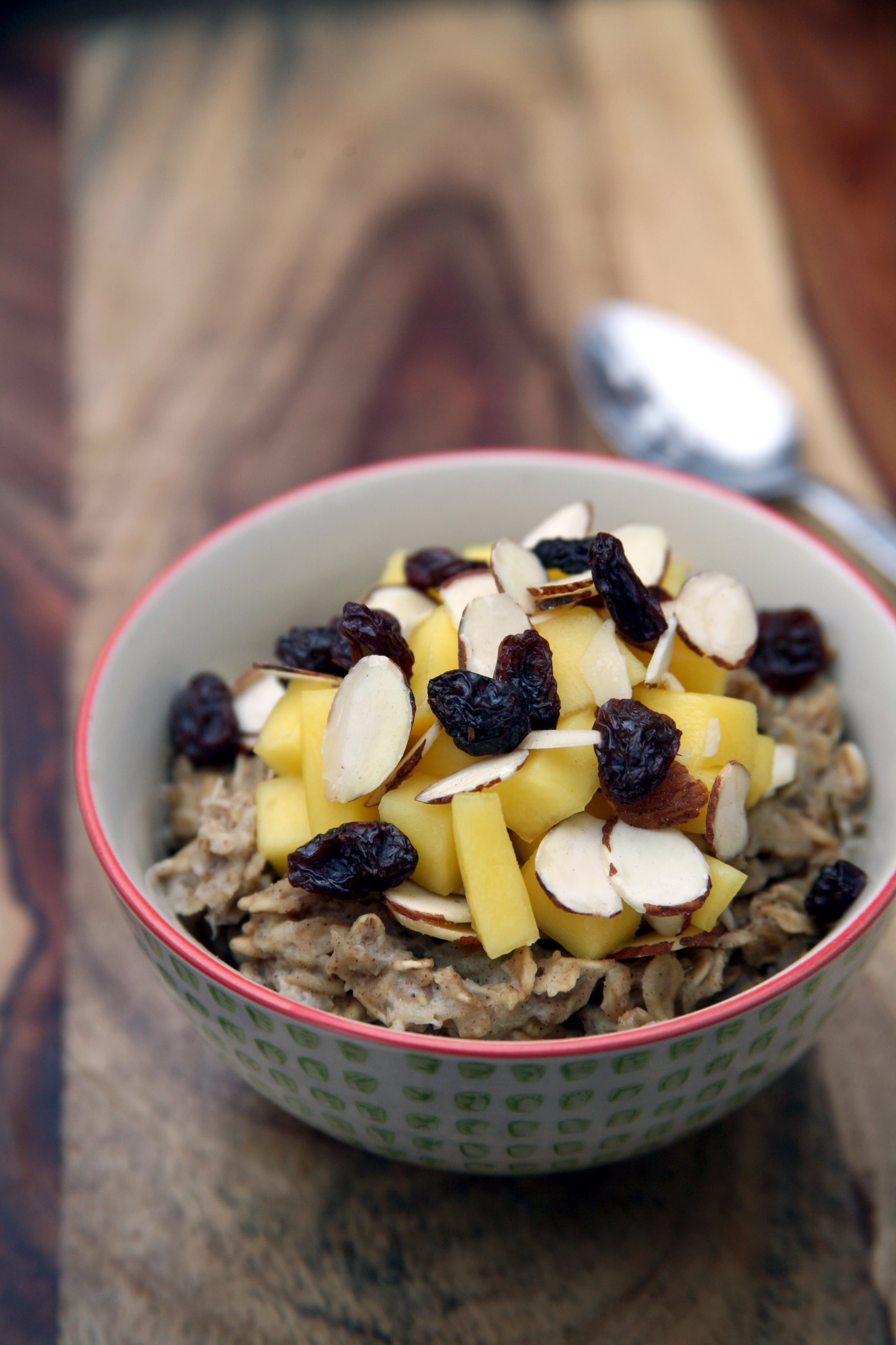 Easy, Warm, Low-Sugar, High-Protein Breakfast For Weight Loss