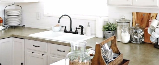 A Pro Reveals the Secret to Organizing a Tiny Kitchen