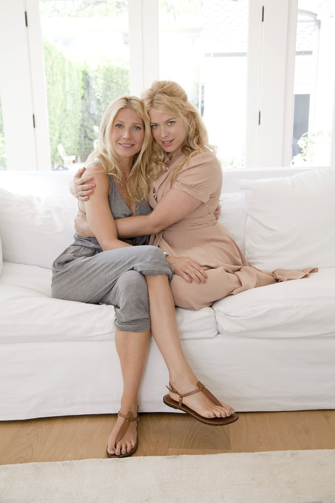 """TS: Sarah Silverman and Gwyneth Paltrow say some really great things about women being on the same team. In the first episode, Sarah says, """"The worst thing that can happen for people who don't want women to be strong is that we help each other and become a force."""" How do you think we can shift that cultural mindset that it's always a competition between women?  AC: I think it starts with us, right? You're in the media. I'm in the media. We have a responsibility to start putting different stuff out there. So that's why in editing those interviews I made sure that you get to hear Gwyneth Paltrow and Sarah Silverman saying we need to stick together.  If all that gets put out there is The Bachelor, where you have 100 women competing with one another for one douche bag, sorry to say. Girls are watching that and thinking, """"It's OK to compete, and only one of us can win."""" This is what we're getting fed, that only one of you can win. Only one of you is good enough. And I think, what Ashley Judd just did, which is to say, it's women who criticized her for having a puffy face or she had work done or she's not skinny. And I'll bet you, whoever those first women were who started to say that have their own body image issues.  Photo of Amanda de Cadenet and Gwyneth Paltrow courtesy of A&E Television Networks LLC"""
