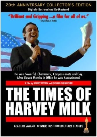 What to Netflix: The Times of Harvey Milk