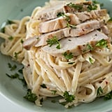 Guilt-Free Creamy Chicken Alfredo