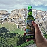 With a full belly and balanced mind, what better way to top off this incredibly unique experience than to sip on a local brew and marvel at Switzerland's unmistakable majesty.