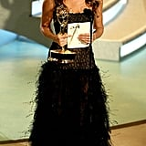 Sarah Jessica Parker at the 2004 Emmy Awards