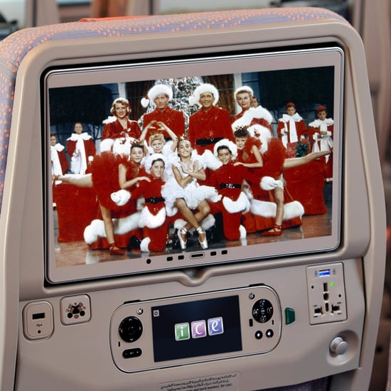 Emirates Adds Christmas Movies and Menus to Flights