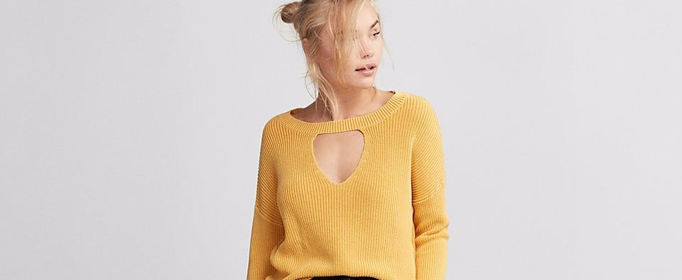 11 Chic Sweaters That Every Fashionista Needs in Her Closet This Fall