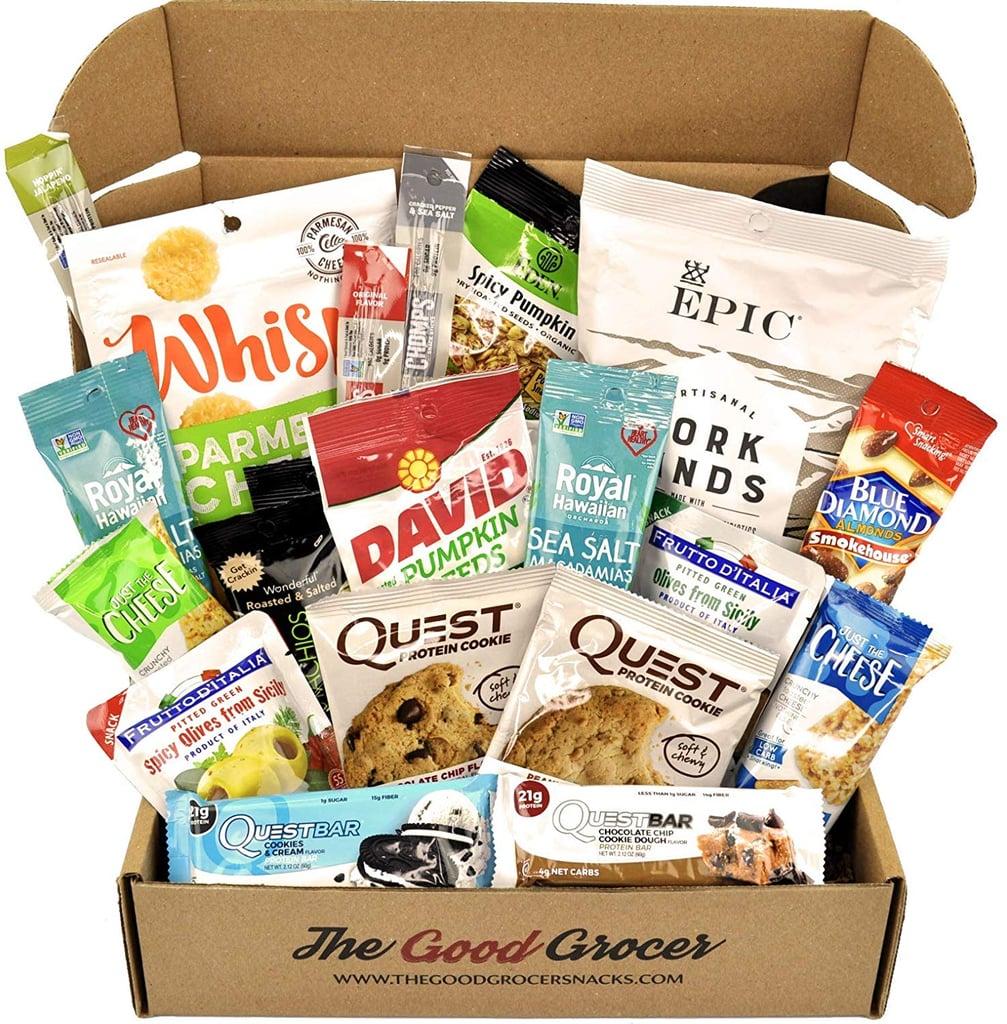 Keto Snacks Care Package