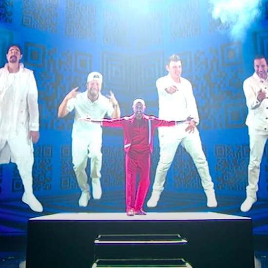Watch AJ McLean's Backstreet Boys Performance on DWTS